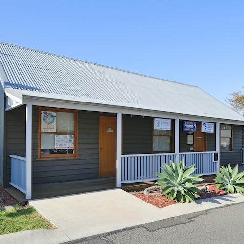 Historic Cottage Office Re-Fit – Kiama