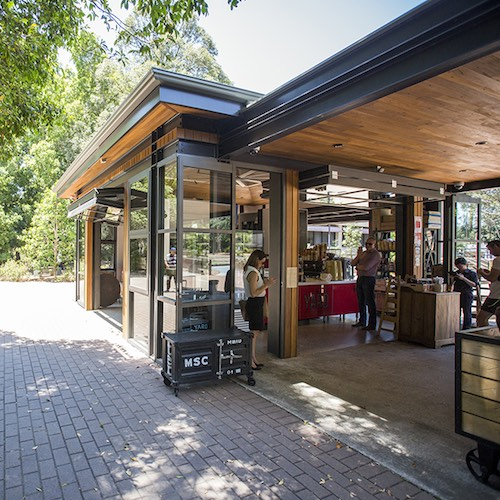 The Yard Cafe – University of Wollongong